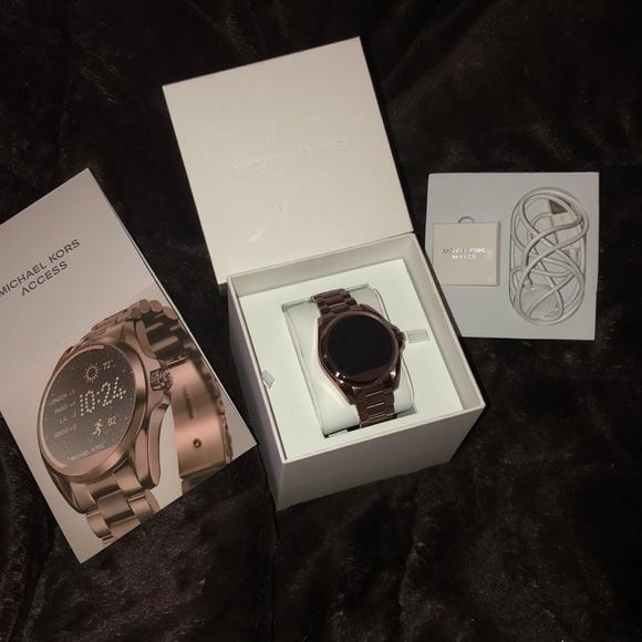 Michael Kors Access Smart Watch  Fossil watch